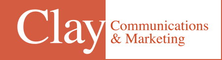 Clay Communications & Marketing Logo
